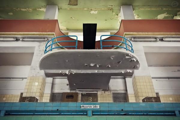 Ehemalige Städtische Badeanstalt Halberstadt