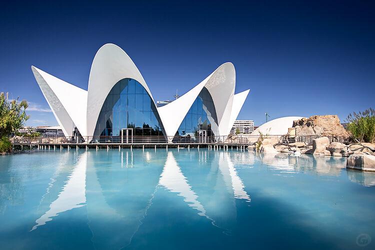 L'Oceanogràfic Valencia