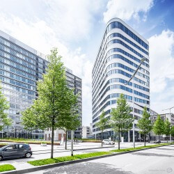 Monarch Tower, Den Haag by MVSA Architects
