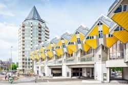 Kubushäuser, Rotterdam