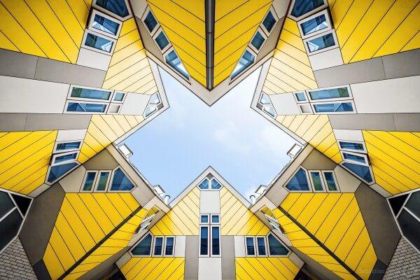 Kubushäuser Rotterdam 8