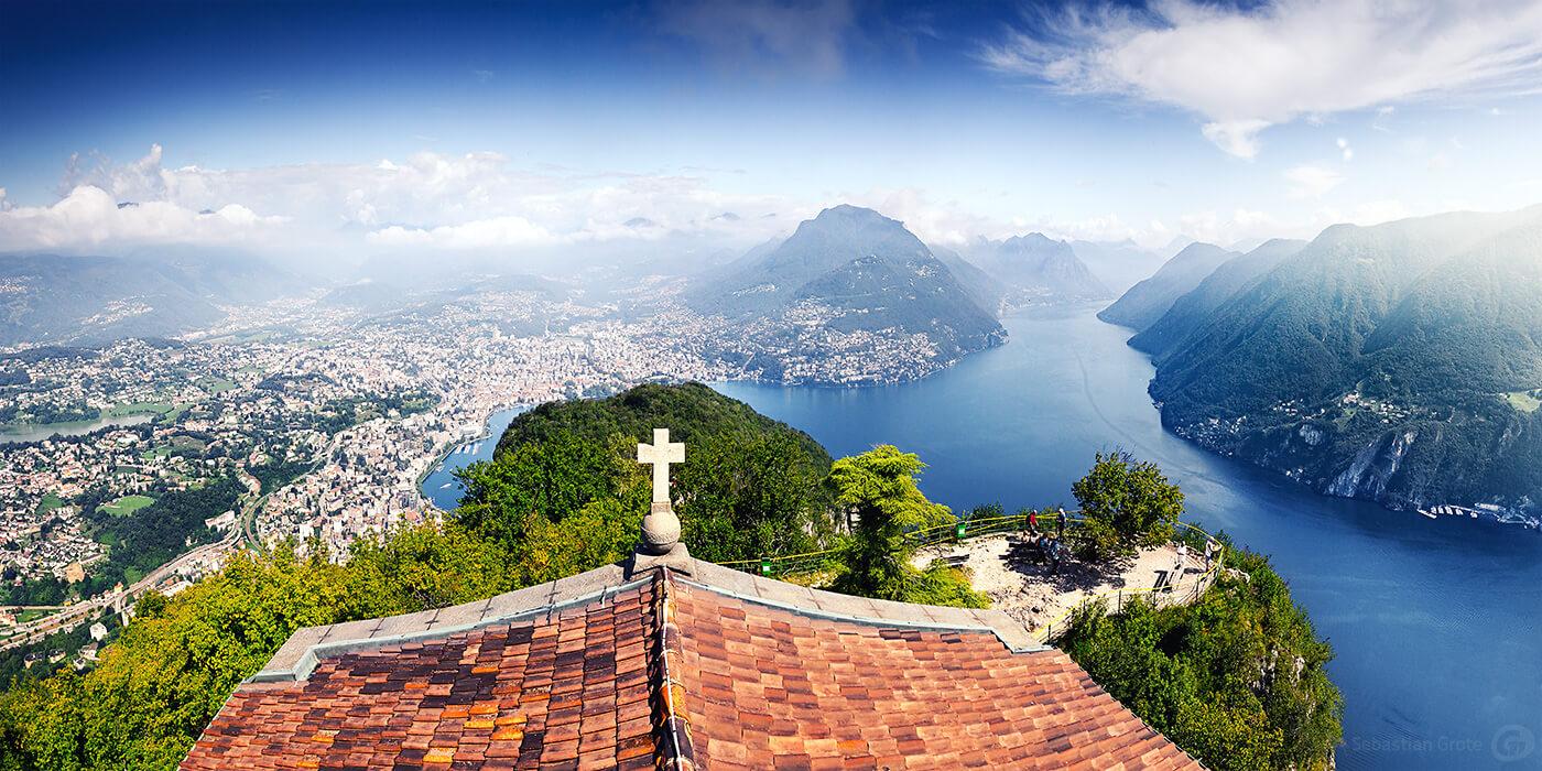 Lugano und die Tessiner Alpen 2
