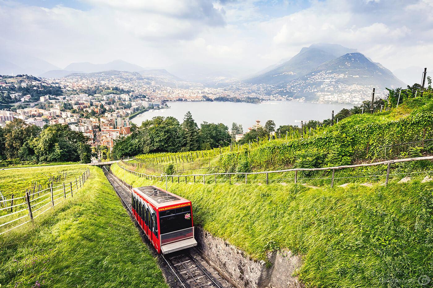 Lugano und die Tessiner Alpen 4