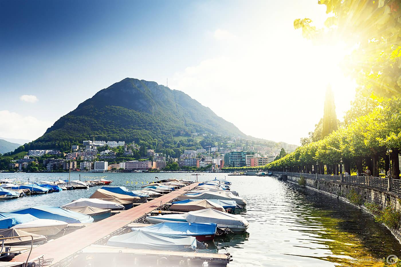 Lugano und die Tessiner Alpen 5