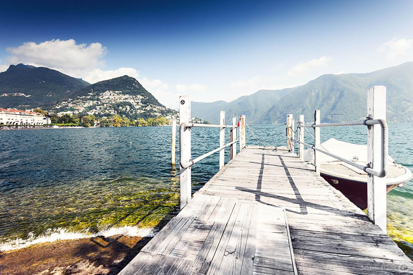 Lugano und die Tessiner Alpen 6