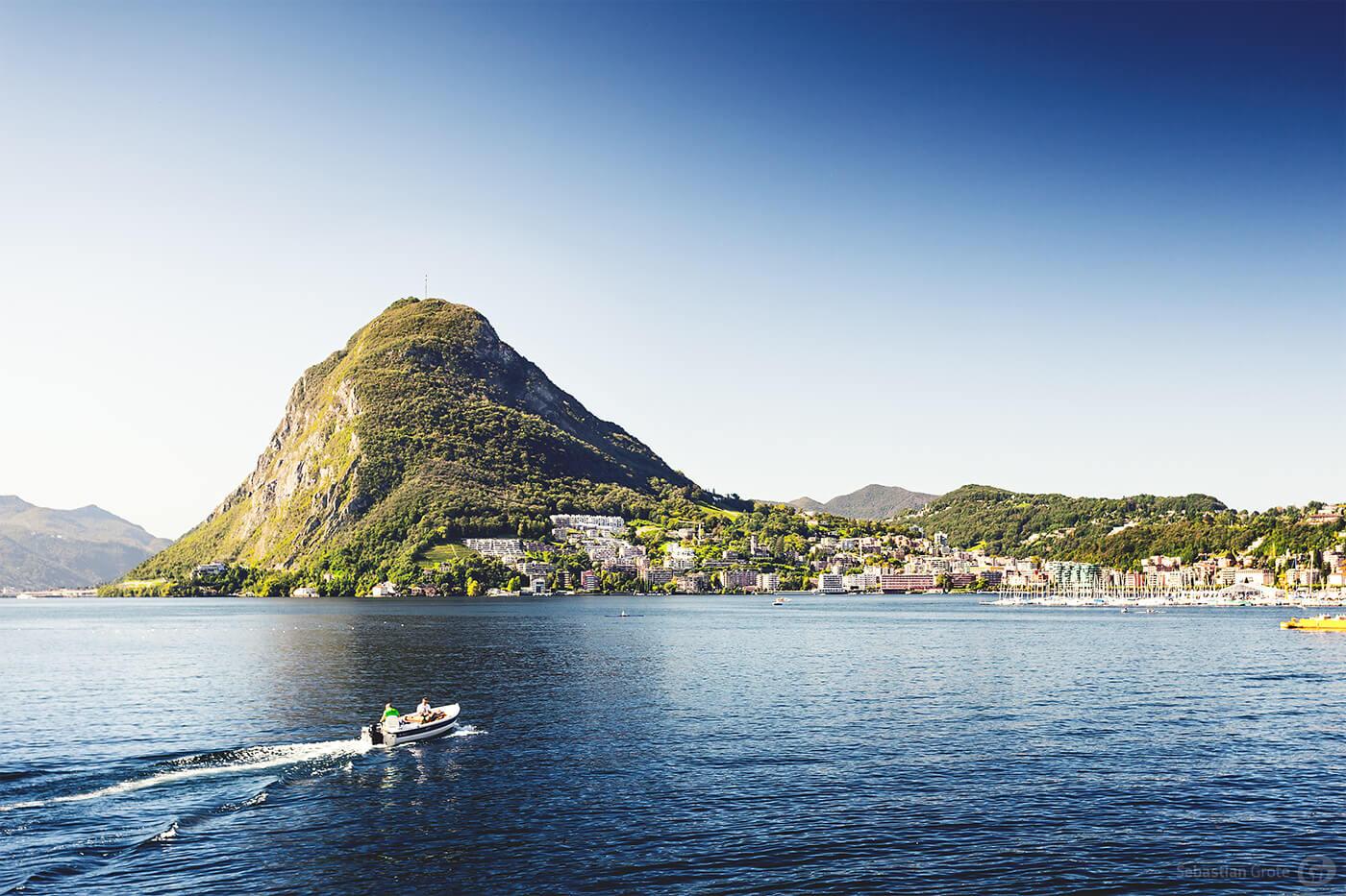 Lugano und die Tessiner Alpen 8