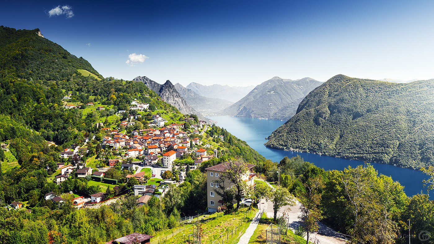 Lugano und die Tessiner Alpen 10
