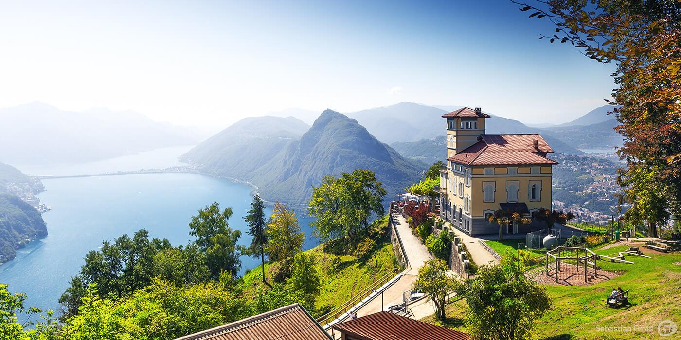 Lugano und die Tessiner Alpen 12