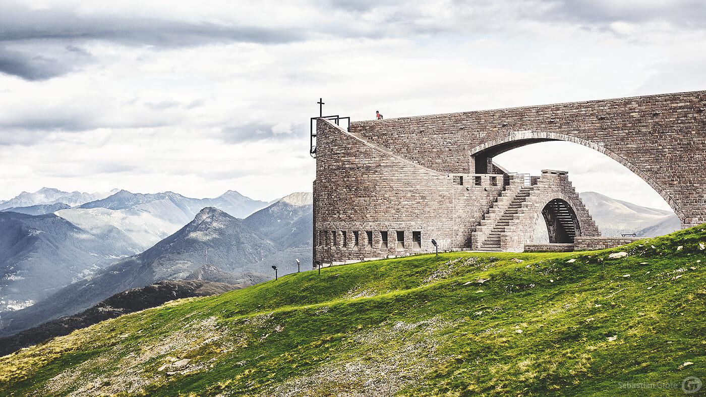 Lugano und die Tessiner Alpen Teil 2 01
