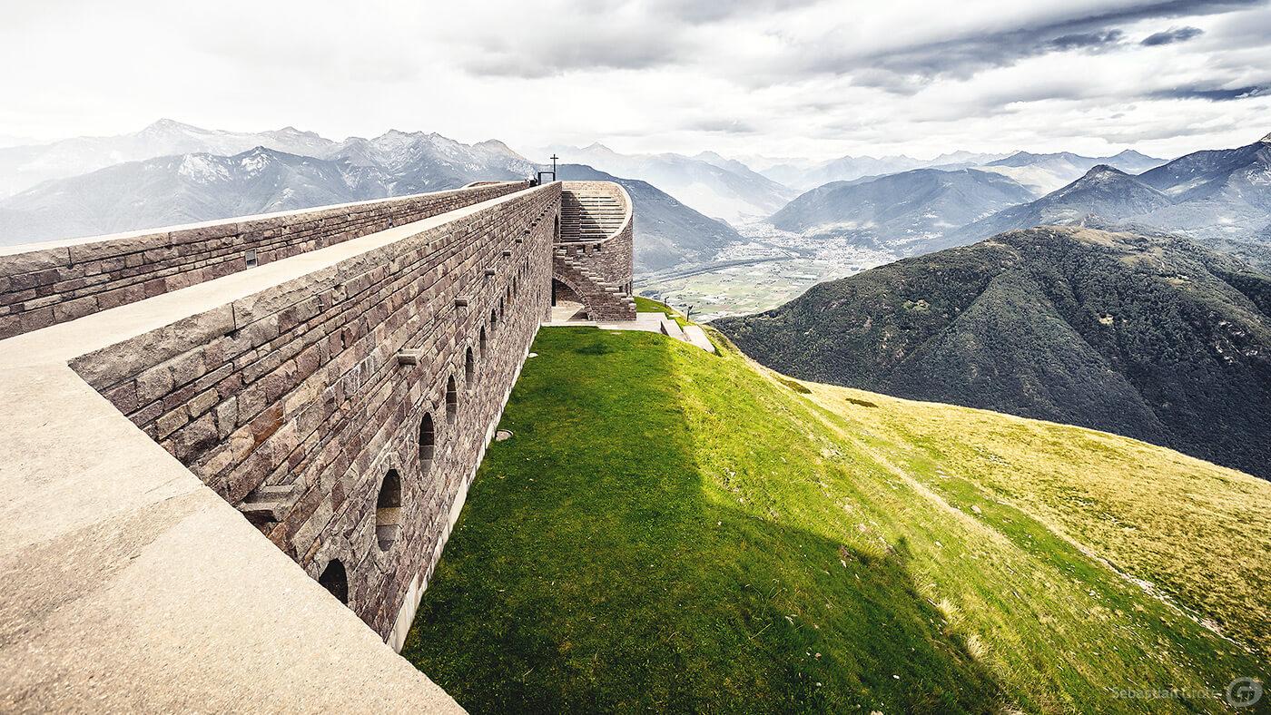 Lugano und die Tessiner Alpen Teil 2 16
