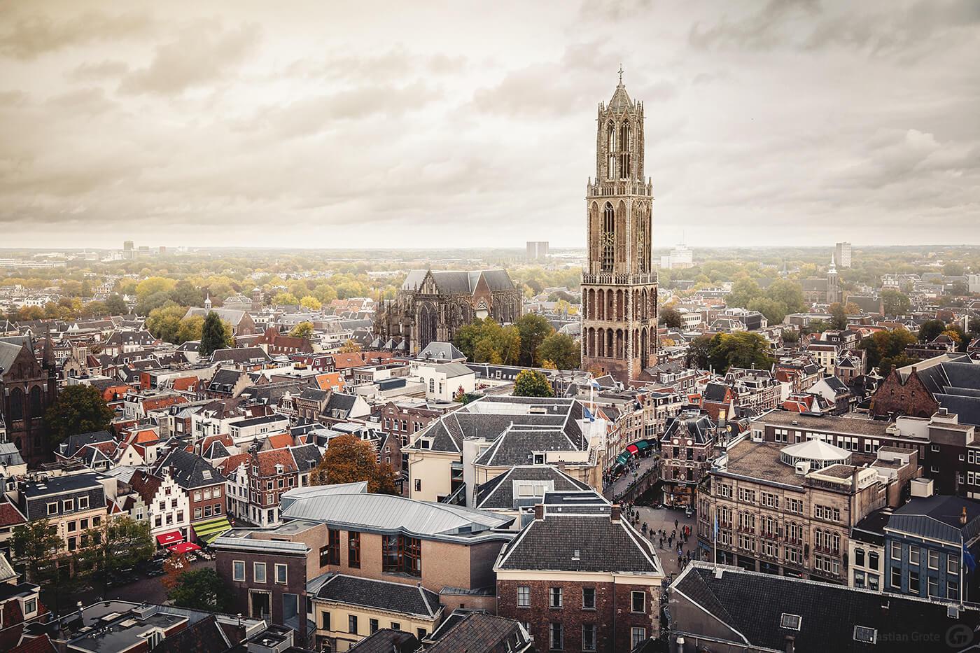 Utrecht im Herbst 01