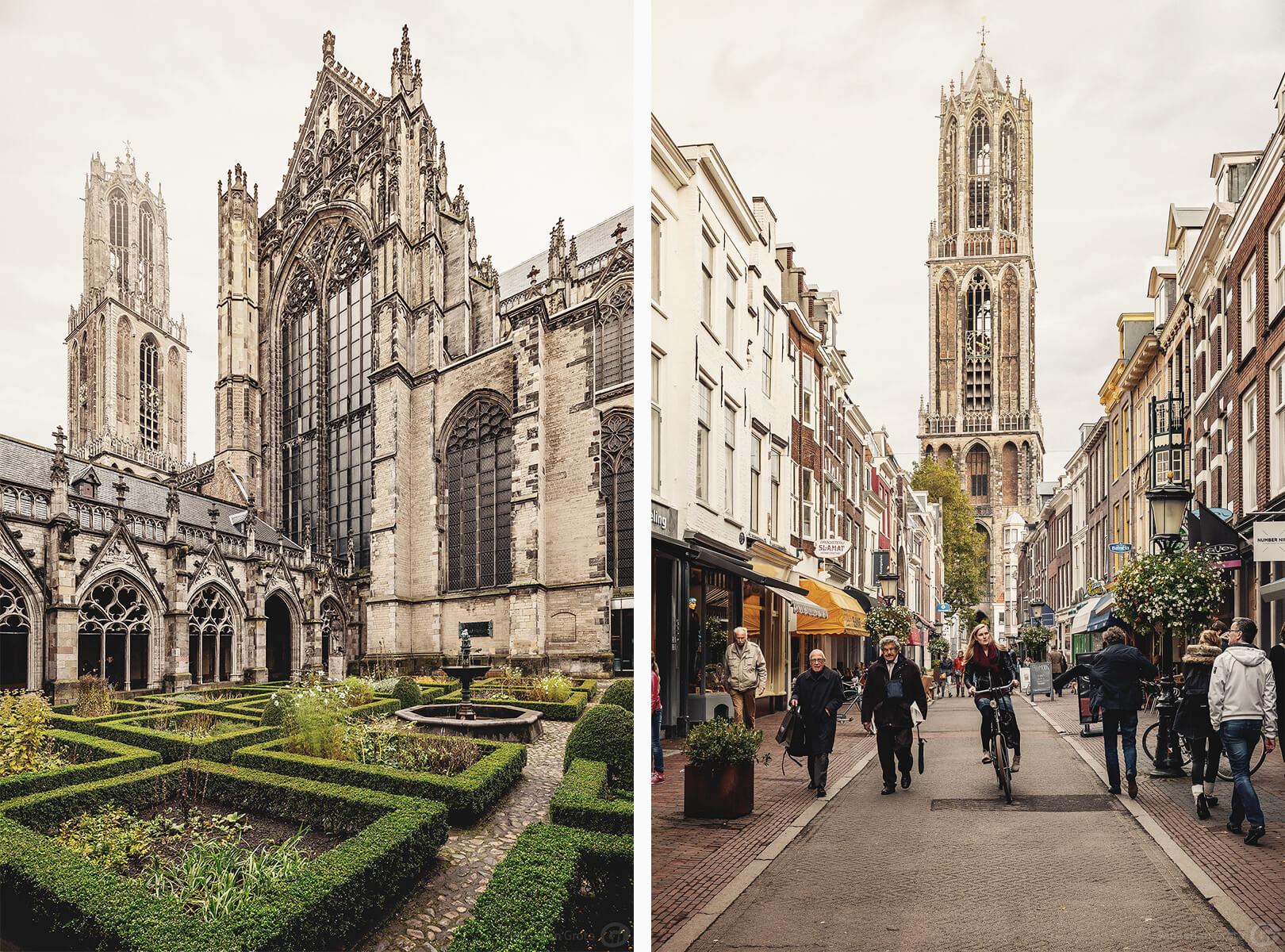 Utrecht im Herbst 7 und 8