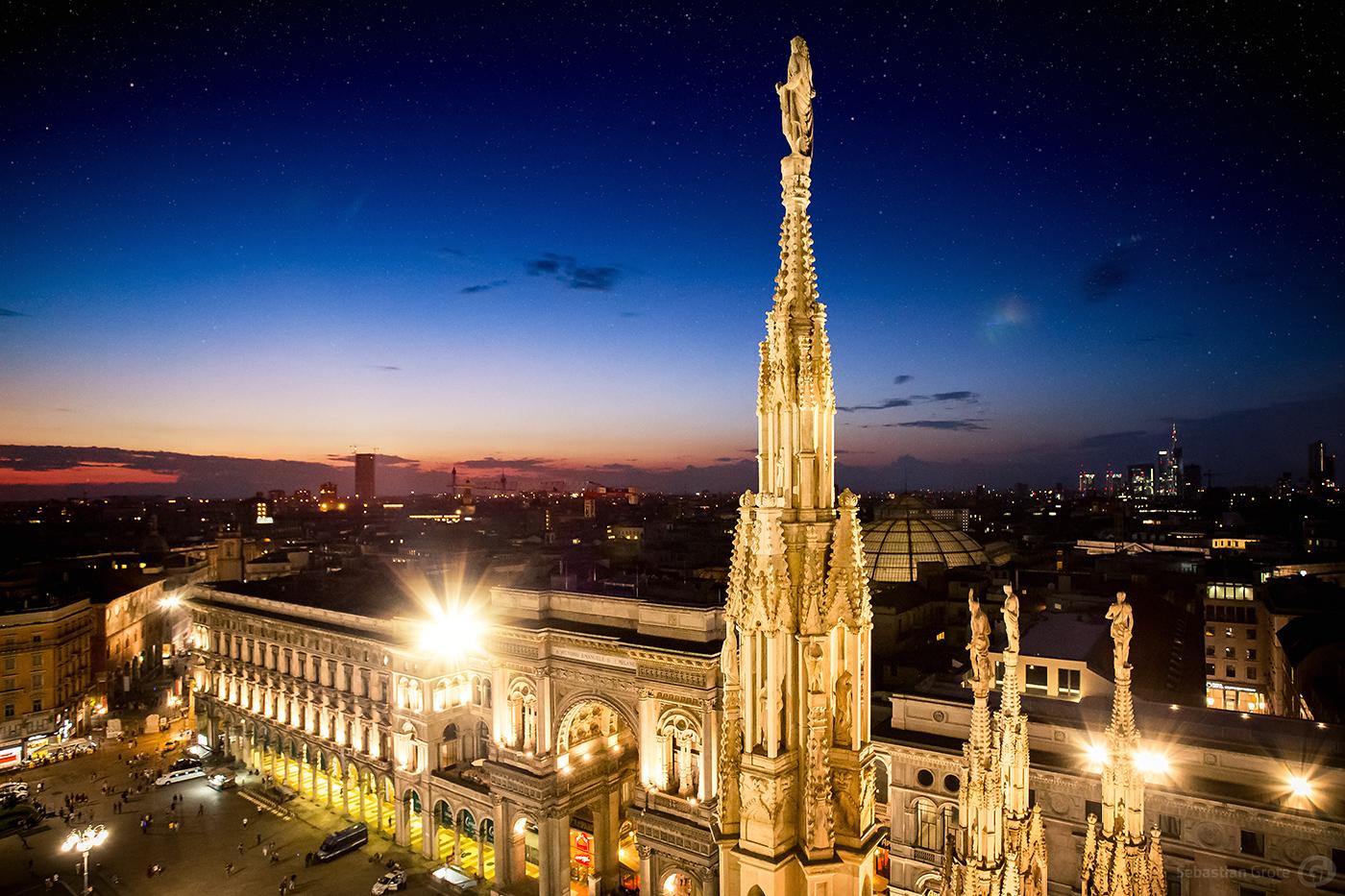 Mailand 1 Duomo di Milano