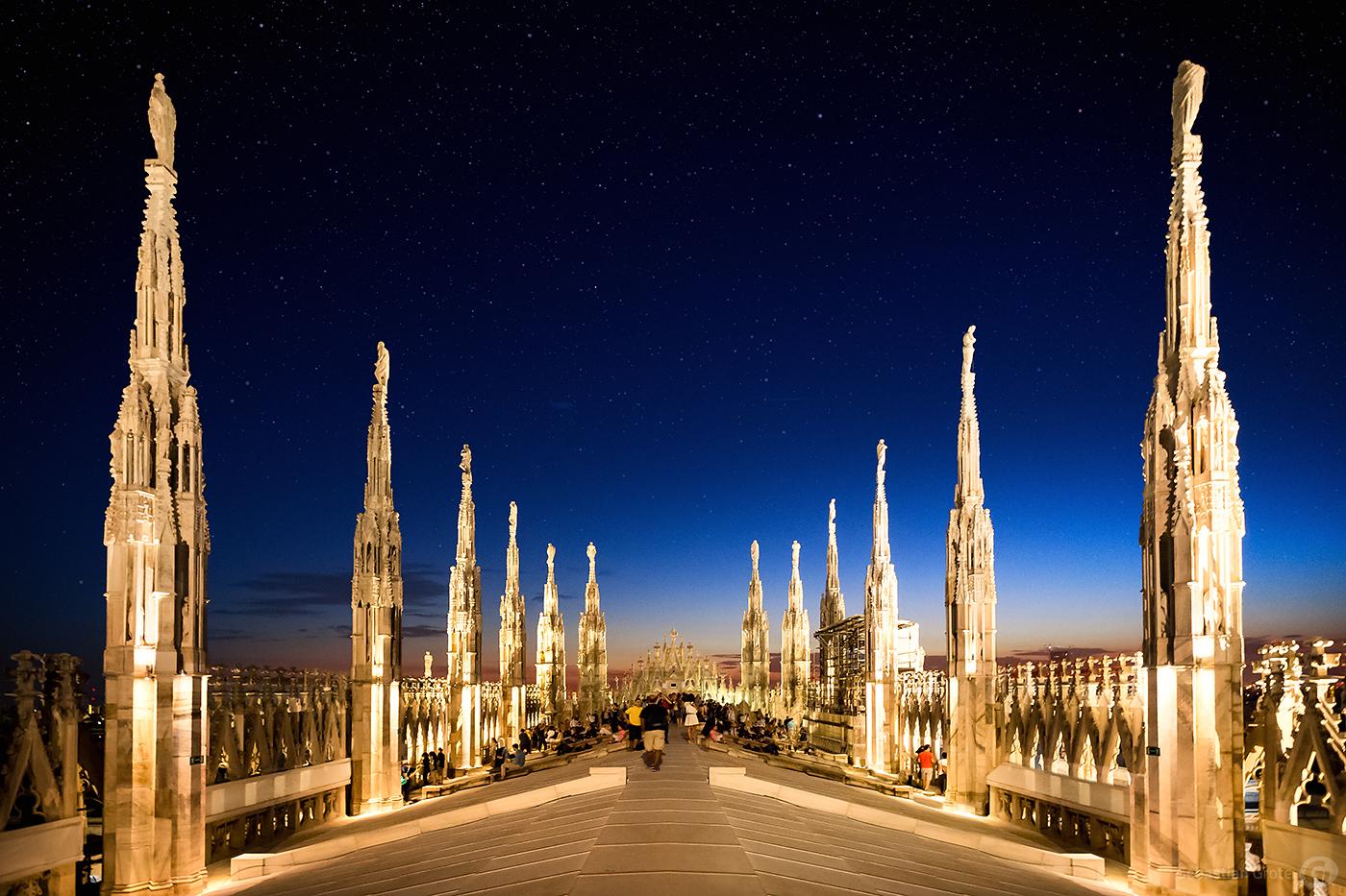 Mailand 2 Duomo di Milano