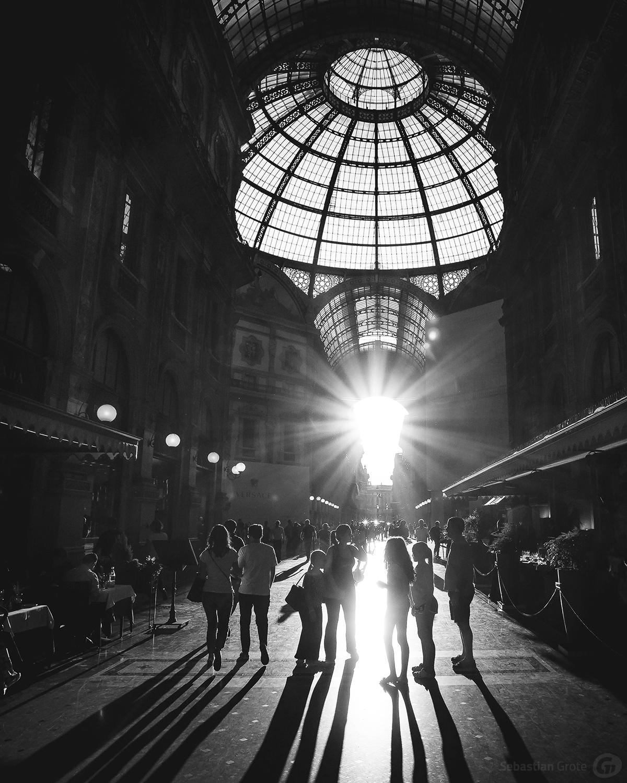 Mailand 5 Galleria Vittorio Emanuele II