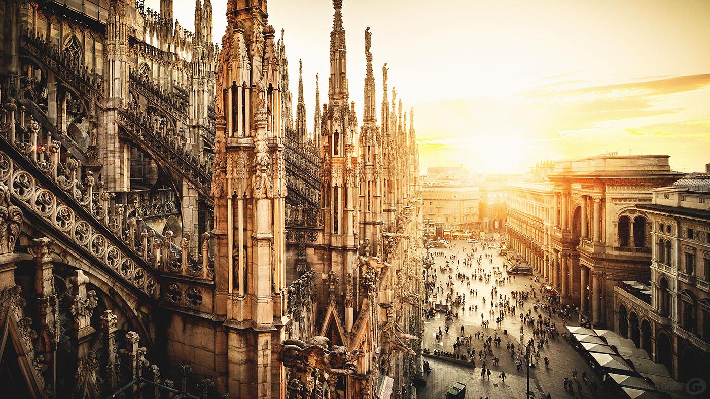 Mailand 8 Duomo di Milano