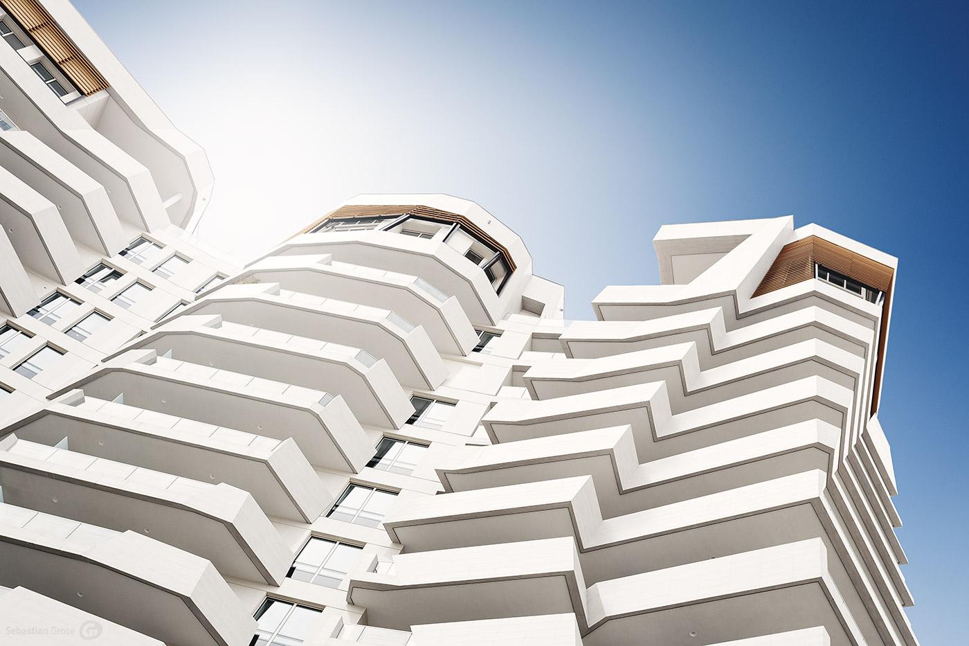 Mailand 14 CityLife von Zaha Hadid, Arata Isozaki und Daniel Libeskind
