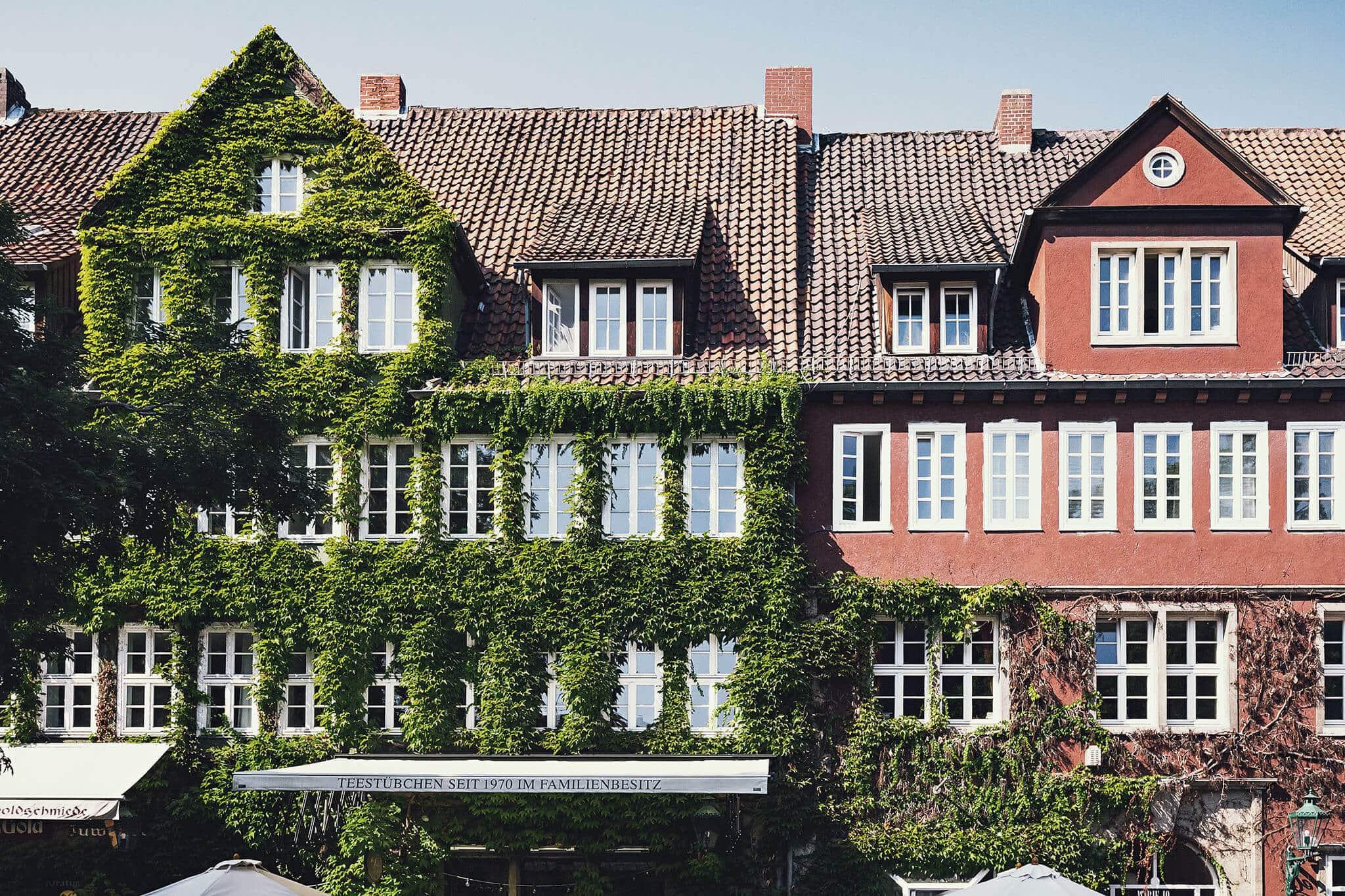 Ballhofplatz - Grüne Stadt Hannover