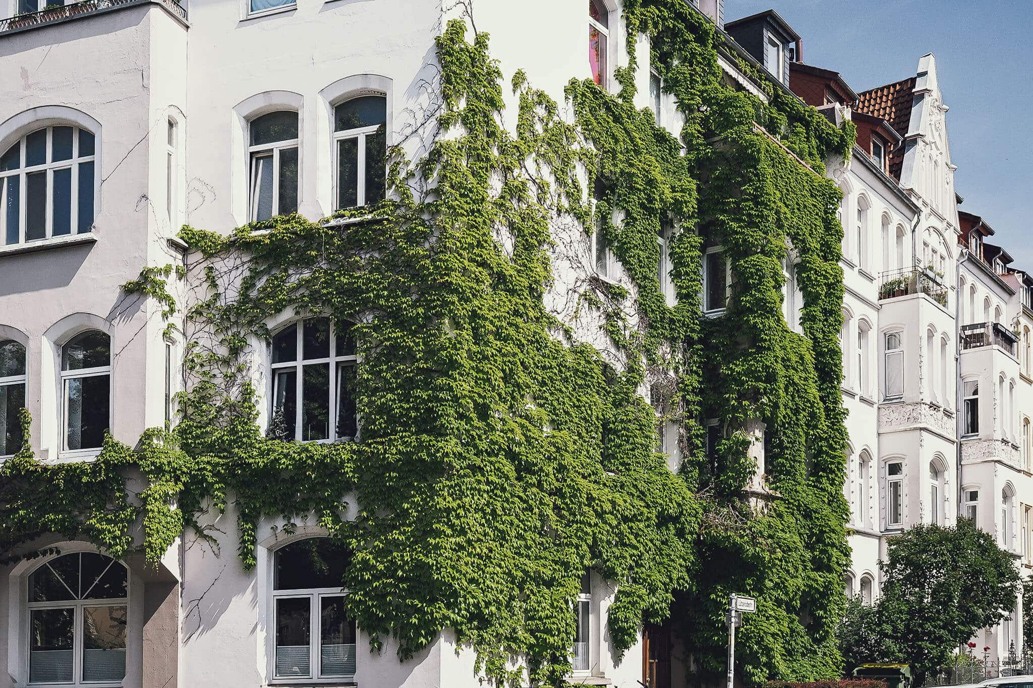 Lützerodestraße - Grüne Stadt Hannover
