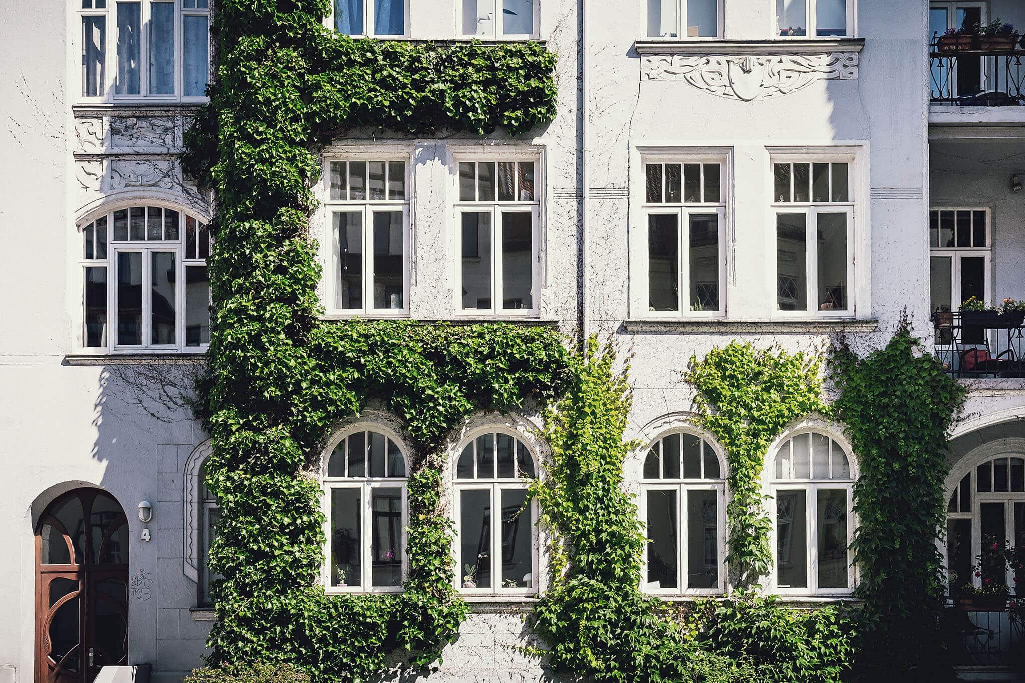 Haasemannstraße - Grüne Stadt Hannover
