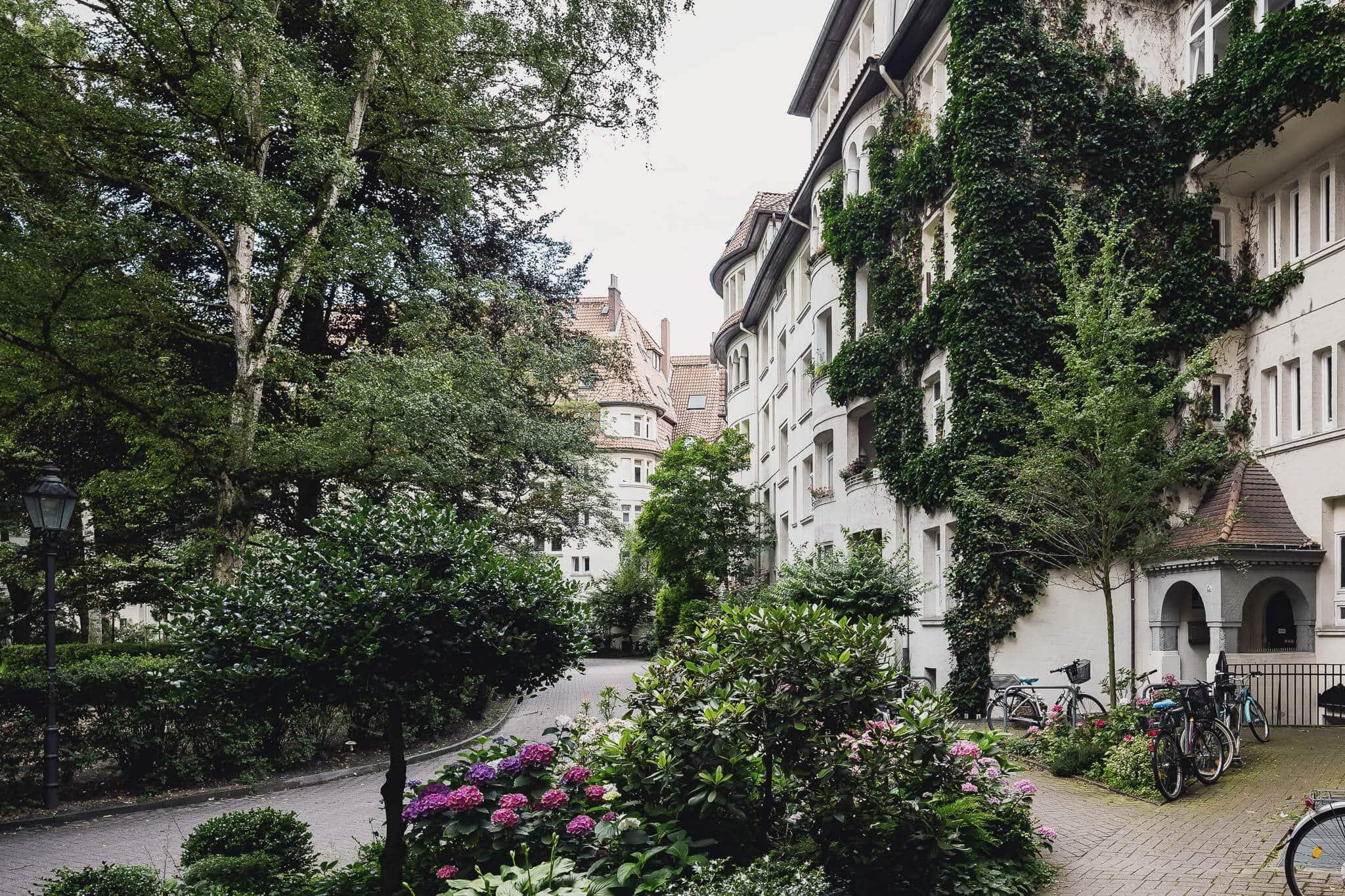 Spannhagengarten - Grüne Stadt Hannover