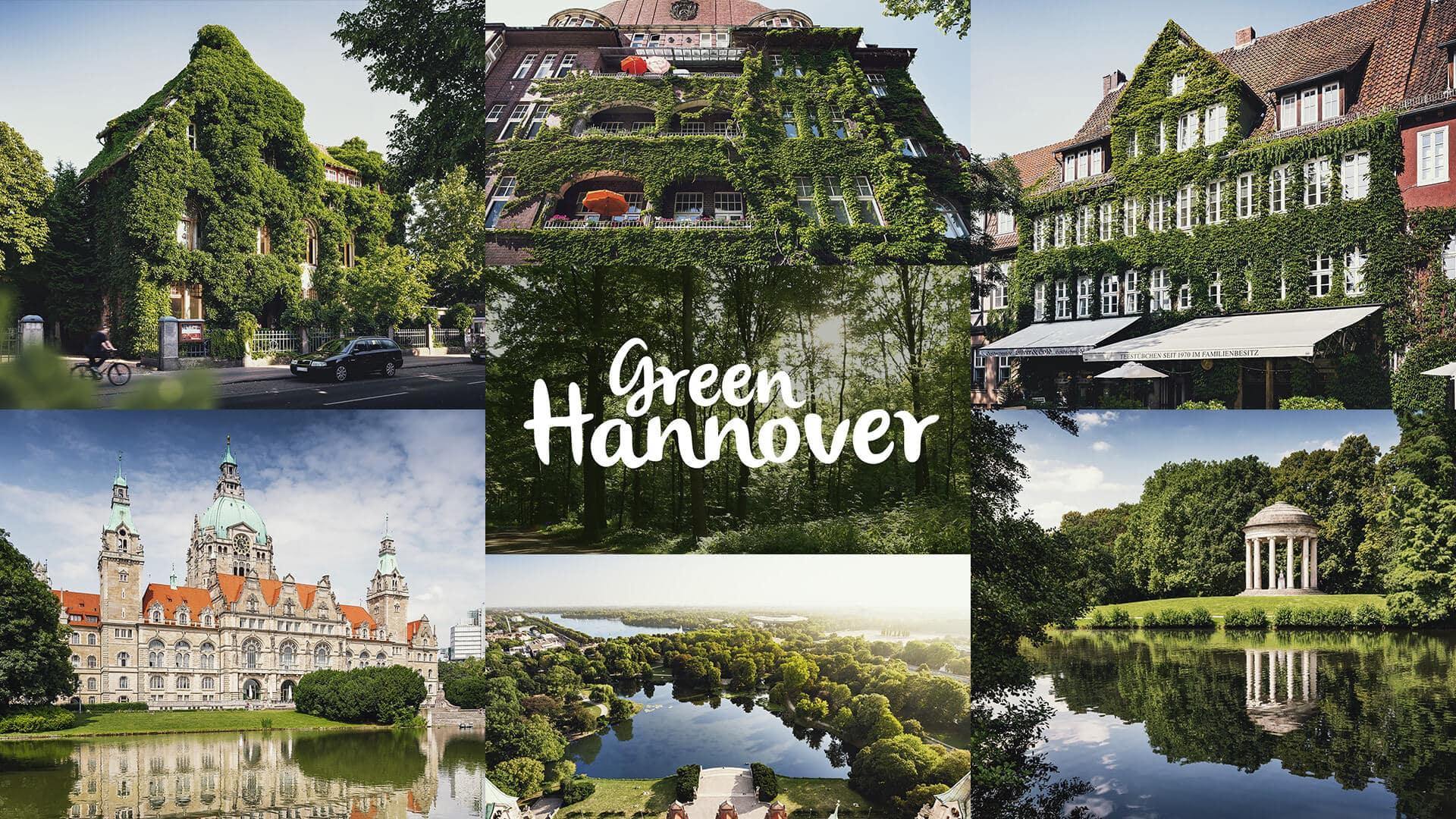 Grüne Großstadt Hannover - Fotoprojekt Green Hannover