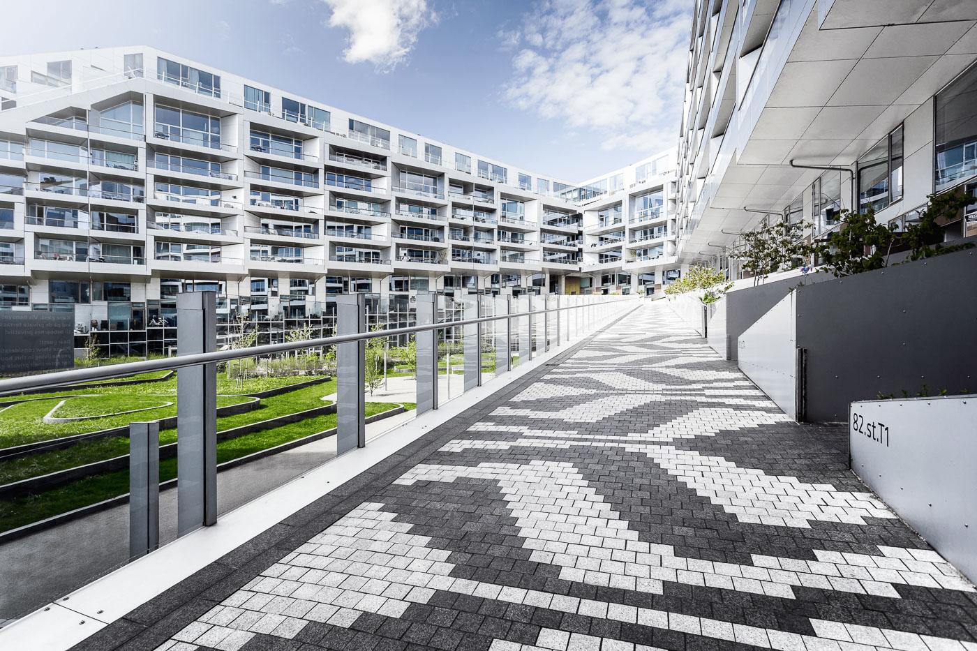 8 House Copenhagen by Bjarke Ingels Group