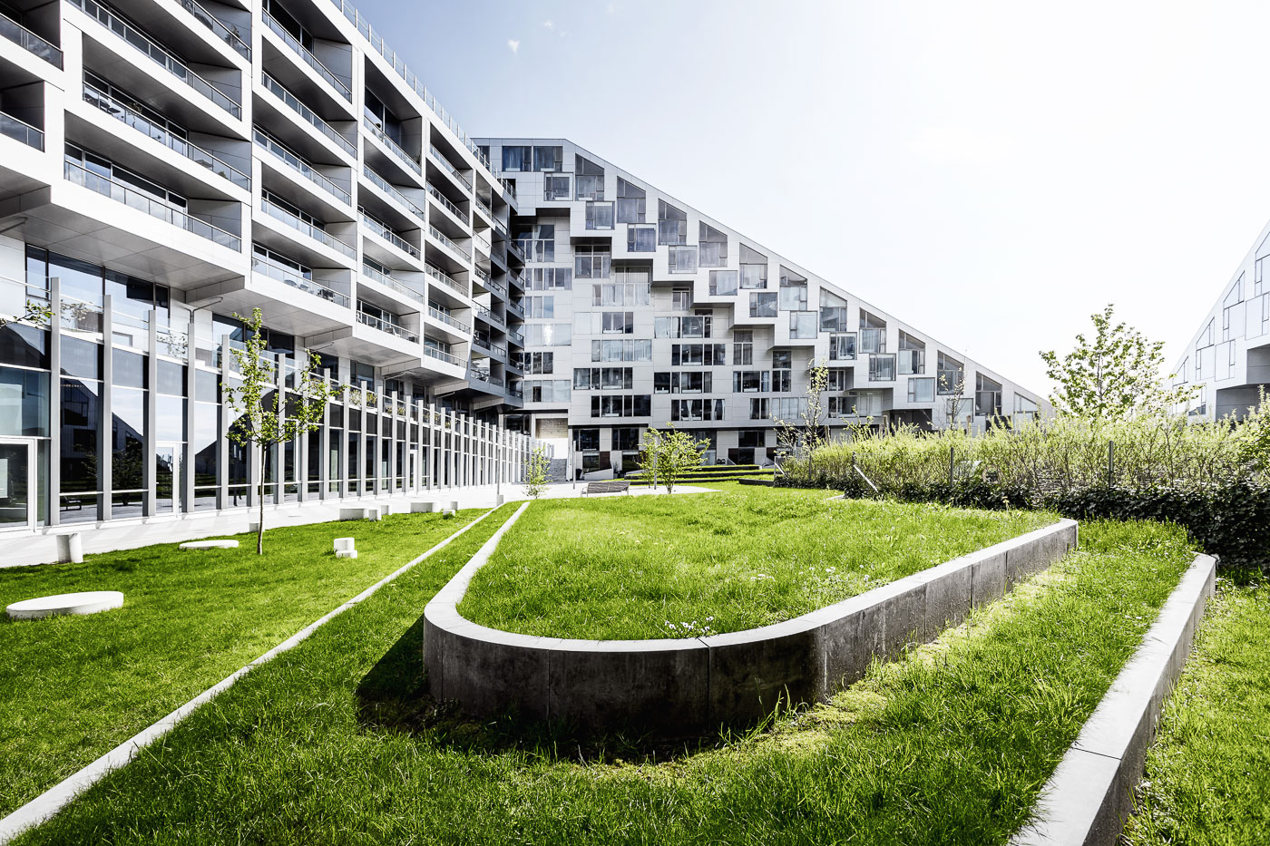 8 House Copenhagen by Bjarke Ingels Group