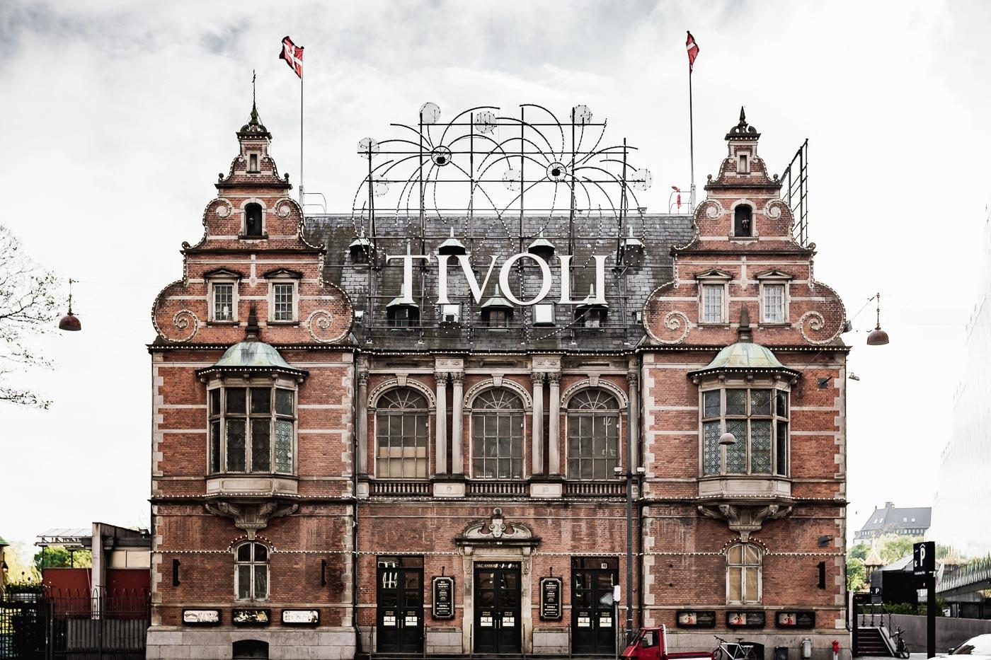 Kopenhagen Tivoli