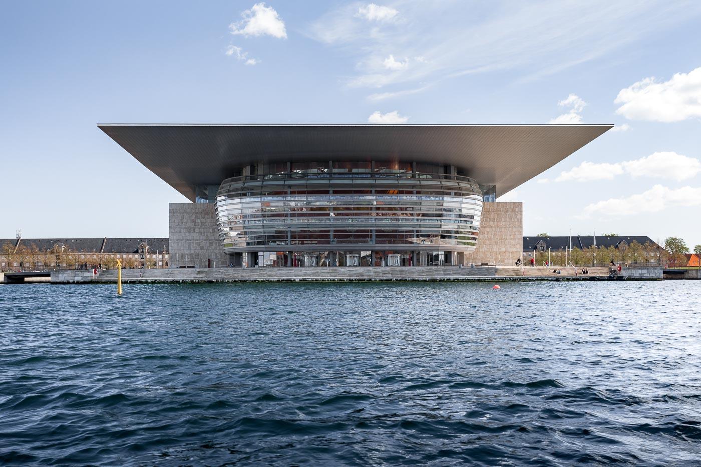 Kopenhagen Opernhaus Operaen