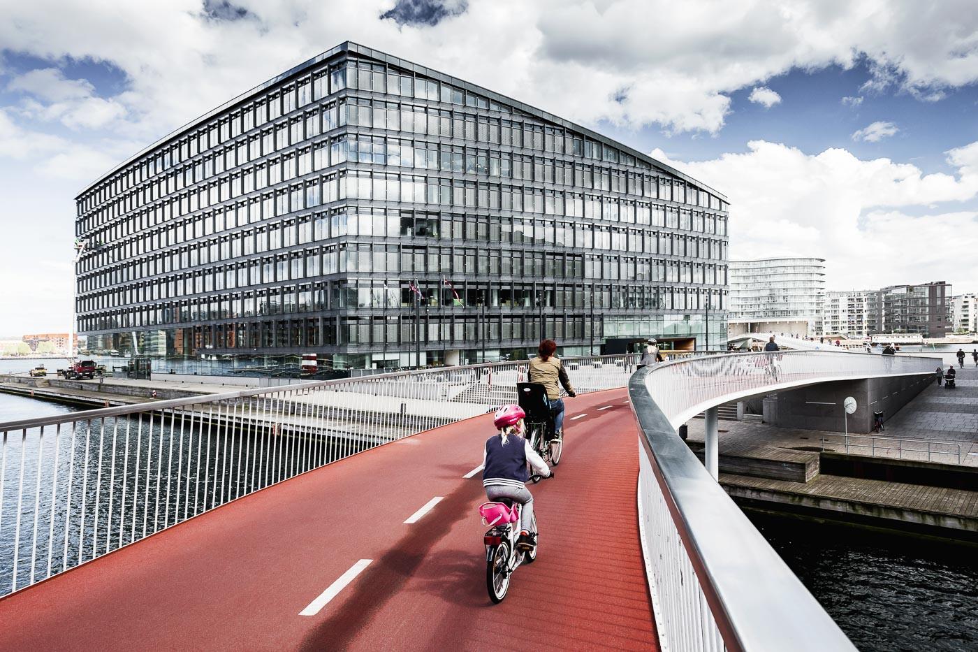 Kopenhagen Cykelslangen