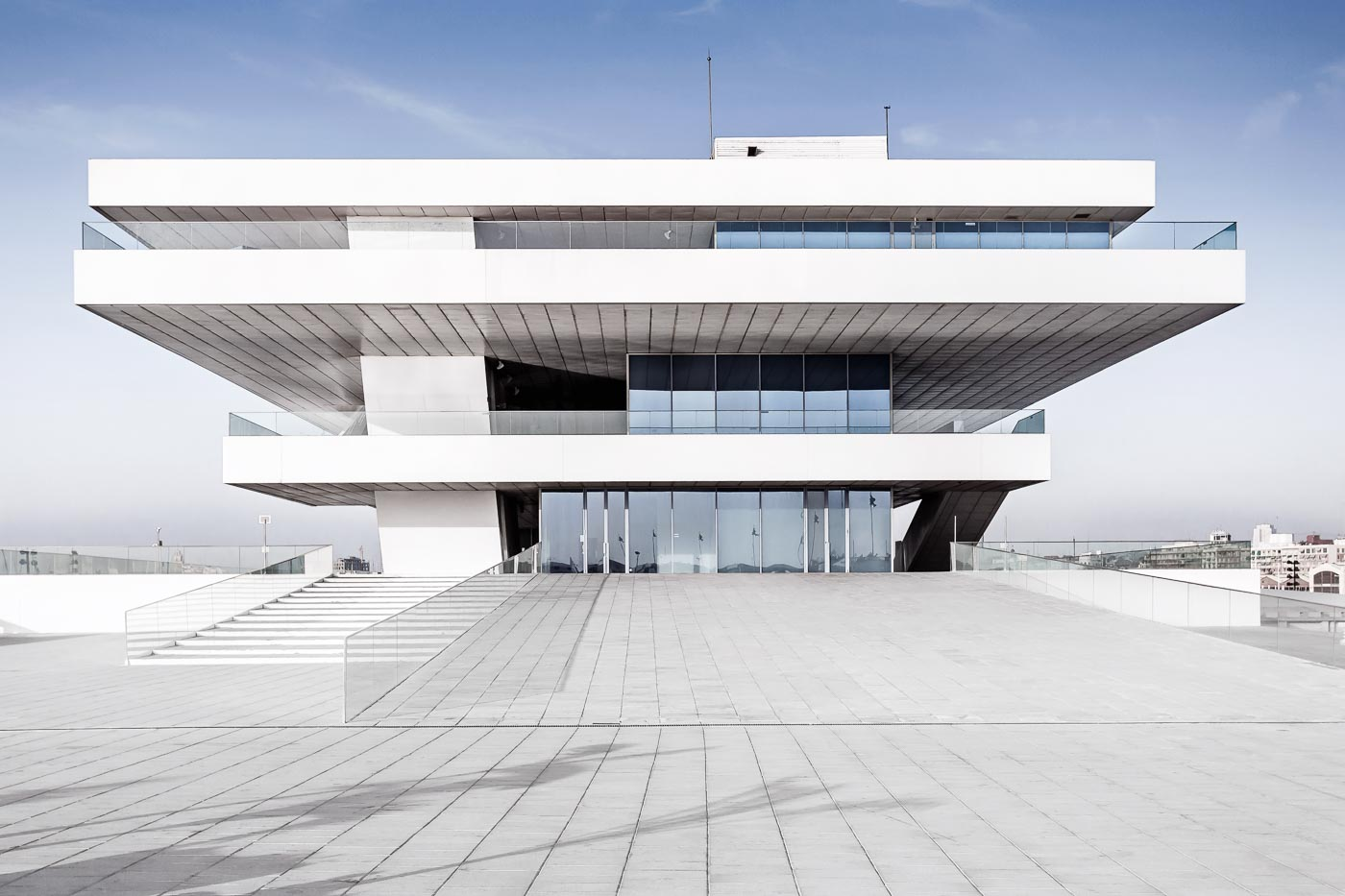 Veles e Vents in Valencia, Spain by David Chipperfield Architects