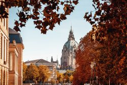 Hannover im Herbst