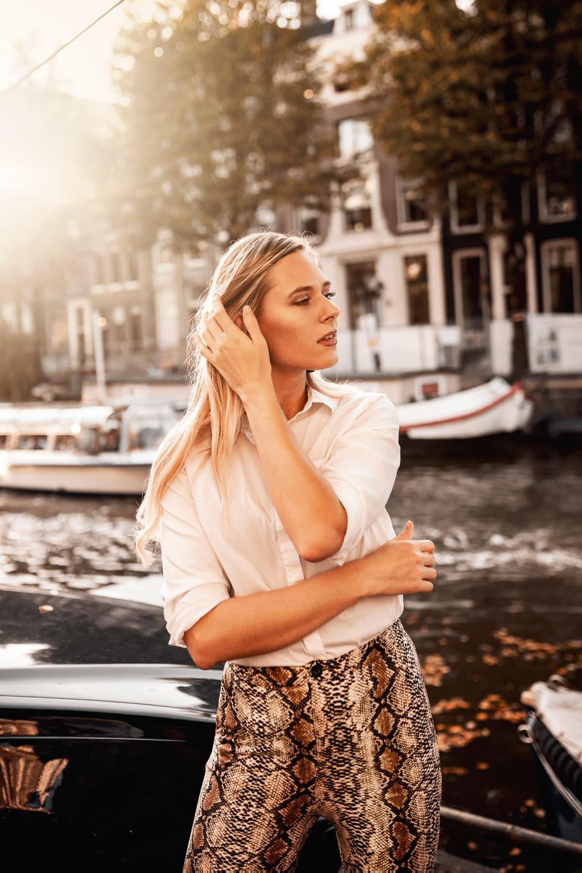 Portrait Shooting in Amsterdam