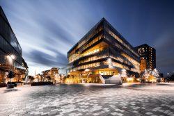 City Hall Nieuwegein Stadshuis, Netherlands