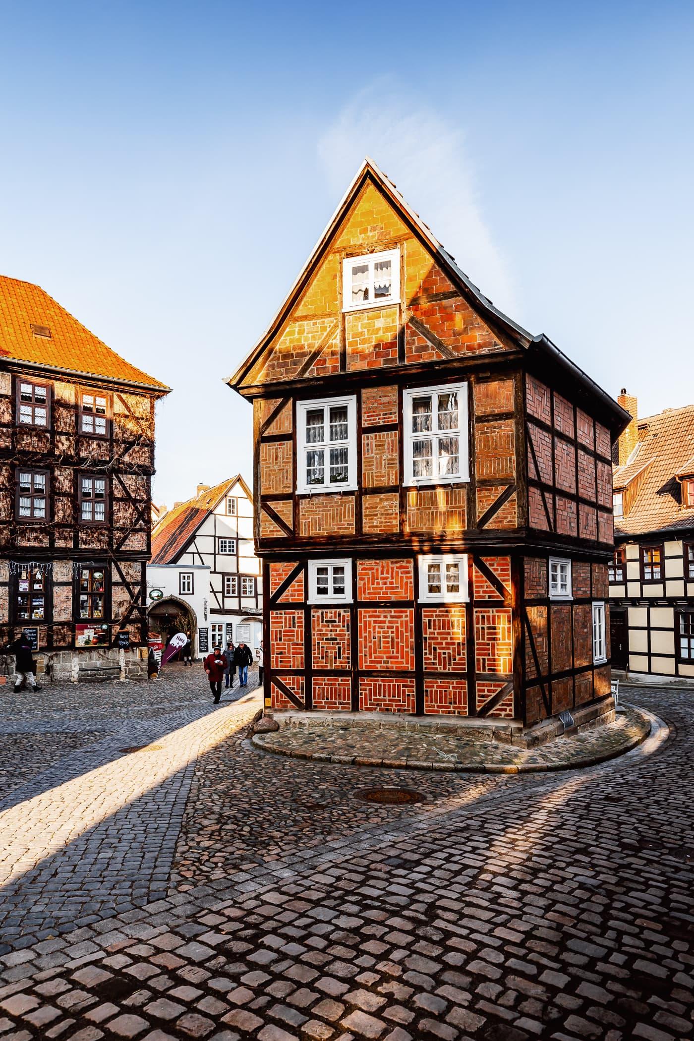 Finkenherd in Quedlinburg im Harz, Sachsen-Anhalt, Deutschland
