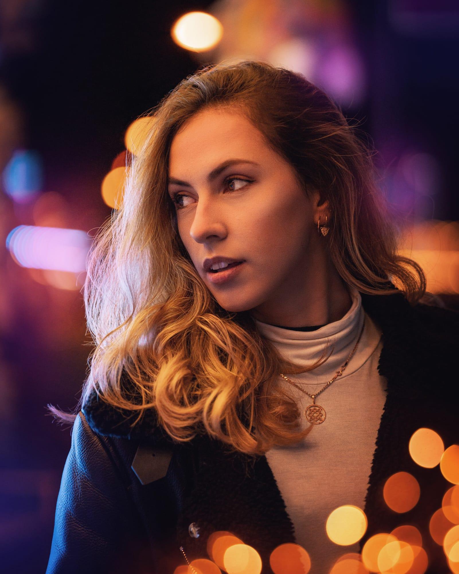 Daniela – Portraitshooting in Hannover