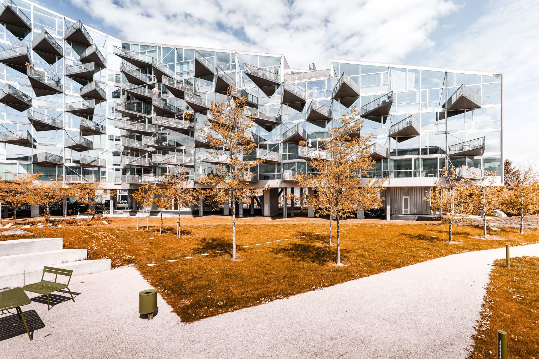 VM Houses Copenhagen