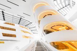 Wirtschaftsuniversität Wien, Library & Learning Center
